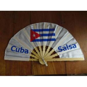 éventail Salsa Cuba