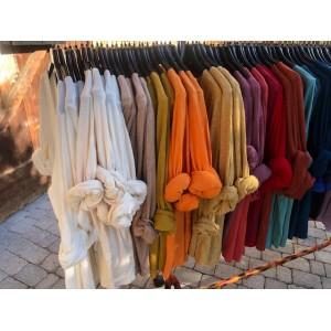 pull au choix de couleurs 1